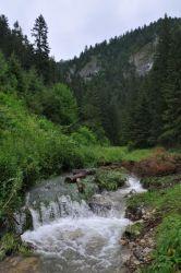 Voda z Hučiakov-normálne suché koryto