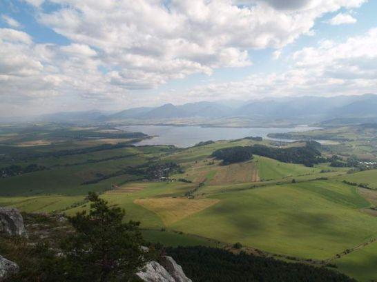 Liptov zo skaly Čereňa