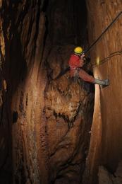 Traverz do Poschodia horolezcov