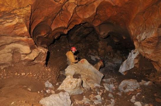 Mapovanie jaskyne Radavac