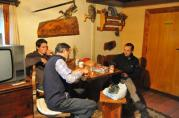 Pohoda na chate v Prosieku