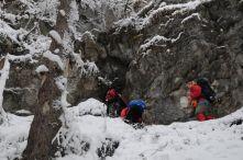 Vchod do Sielnickej jaskyne
