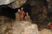 Hlavná sieň v Jánošíkovej jaskyni