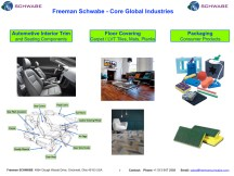 2017-2018 Freeman Schwabe Company Capabilities March 2017.006