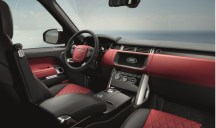 """Range Rover """" There are few cars on the market that offer the Autobiography model's level of opulence, but even the standard Range Rover's cabin is a special place""""."""