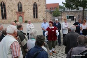 Zu Gast in der Schwalm  - Offene Gästeführungen 2018