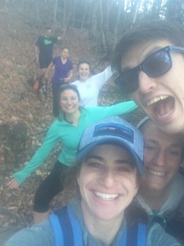VT hikin crew, thanks Bitt and Katie for being such great hosts!
