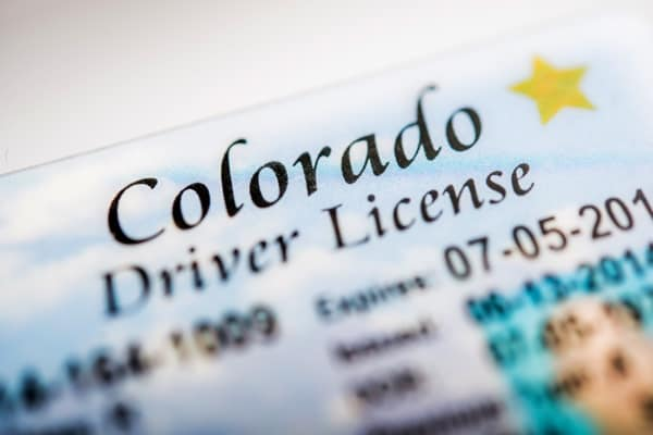 Dr 2173 Secured Motor Vehicle Bill Of Sale Record Colorado