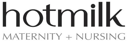 Logo Hotmilk Maternity + Nursing