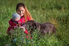Mamalila Tragejacken für Schwangere und Mütter mit Kind