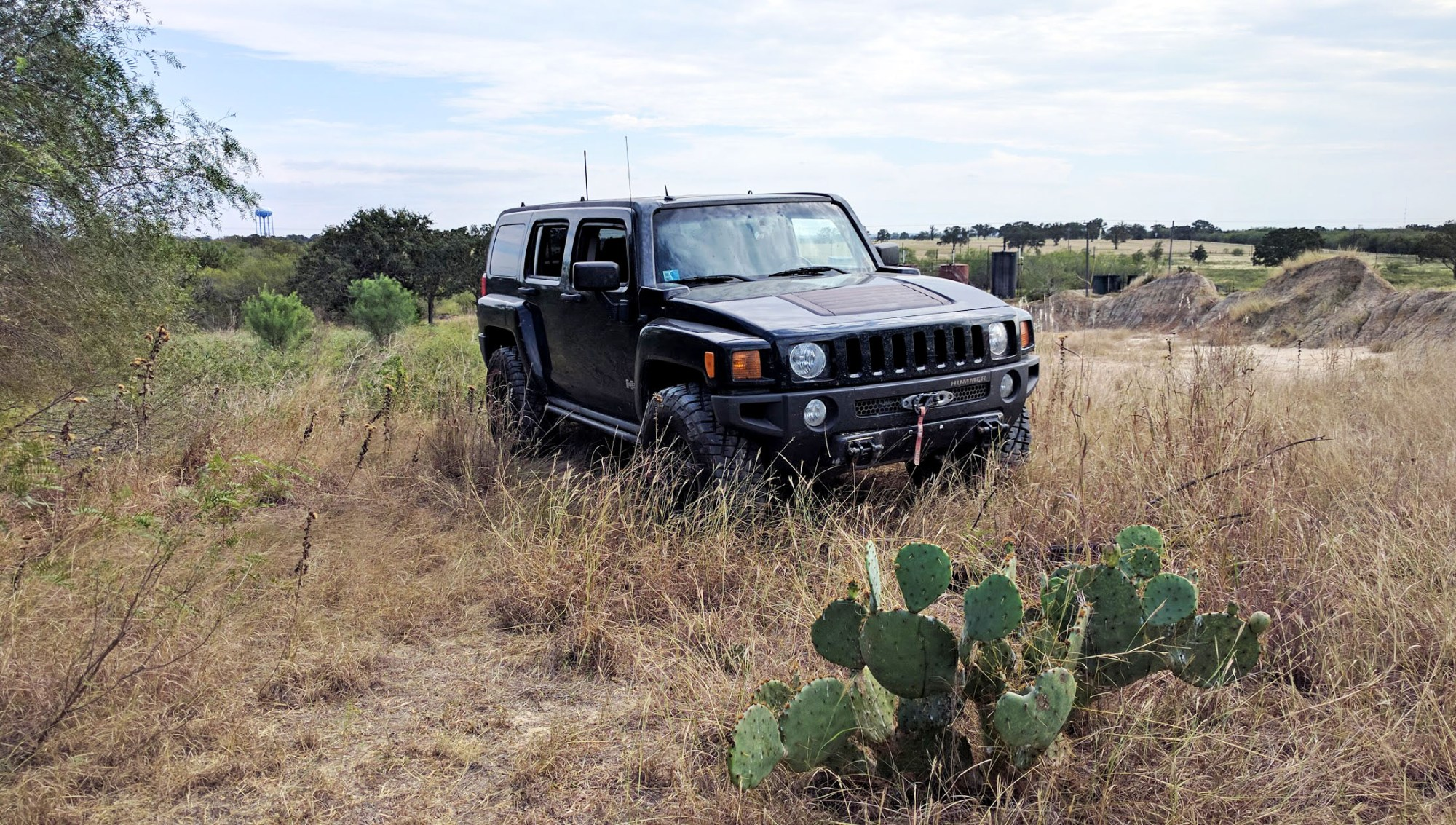 hight resolution of guide to the h3 hummer