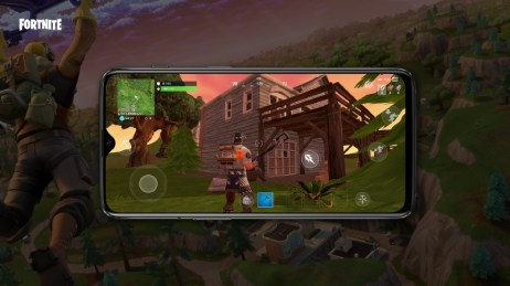 OnePlus 6T Fortnite