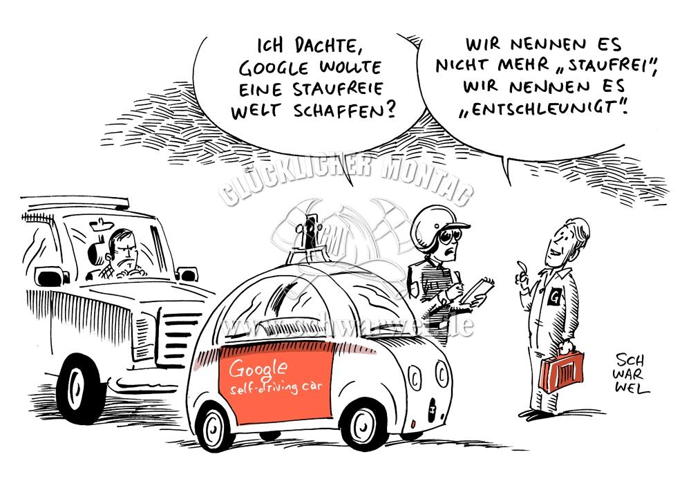 - Schwarwel Karikatur
