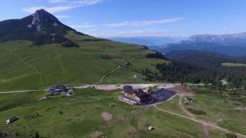 Luftbild Jochgrimm und Weißhorn