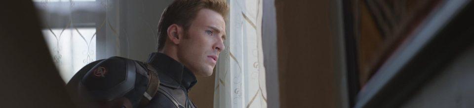 Marvel's Captain America: Civil War  Captain America/Steve Rogers (Chris Evans)  Photo Credit: Film Frame  © Marvel 2016