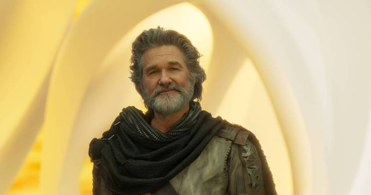 Guardians Of The Galaxy Vol. 2..Ego (Kurt Russell)..Ph: Film Frame..©Marvel Studios 2017