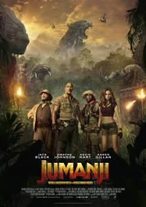 Jumanji Plakat