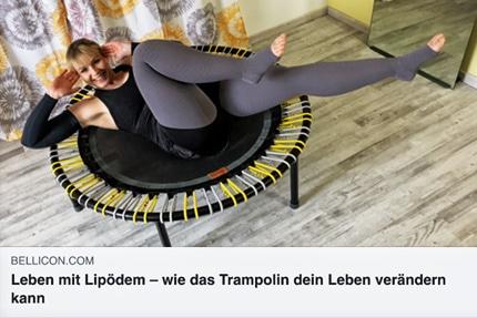 Bellicon Artikel mit Tina Schwarz