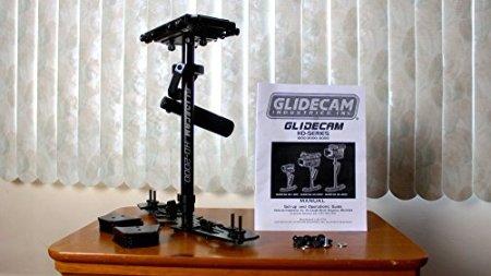 Glidecam HD-2000 Schwebestativ für Camcorder und DSLR (0,8 bis 2,7 kg) -