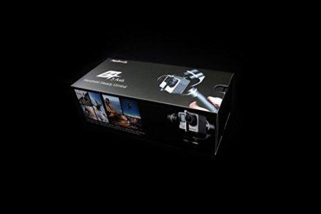 Feiyu FY-G4 Ultra 3-Achsen Hand Gimbal Kamera Stabilisierungs Foto für Gopro 3 3 + 4 MIT 4pcs 18350 Akkus -