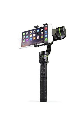 Lanparte la3d-s23-Achsen-Handheld abnehmbarer Gimbal für Smartphones GoPro Xiaomi 4K Portrait Modus -