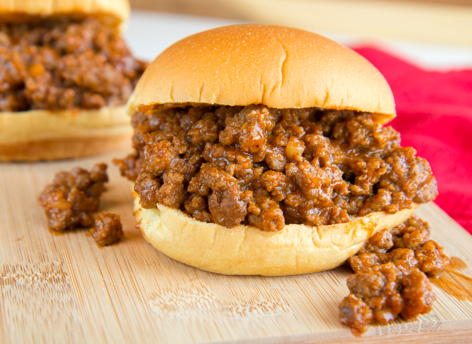 Slow Cooker Sloppy Joe  Schweid  Sons  The Very Best Burger