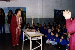 Aniversario Nº 31 - Institución Educativa Dr. Alberto Schweitzer - 2002