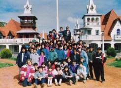 Viaje a República de los Niños - 1987 - Schweitzer