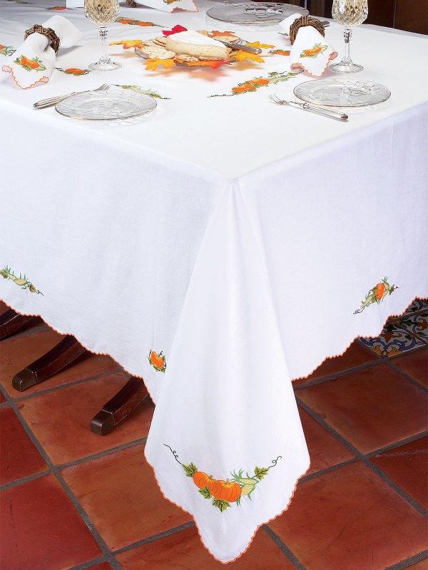 Harvest Tablecloths - Fine Table Linens Schweitzer Linen