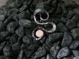 pendant aluminum, copper - 2