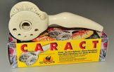 CARACT, Schneidroller originelles Grillzubehör zum einschneiden für Grill- und Bratwürste -
