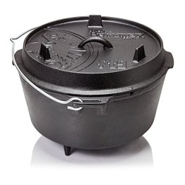 Petromax Feuertopf ft9 (Dutch Oven) (mit Standfüssen) - 1