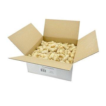 Öko Anzündwolle 10KG Premium-Holzwolle Anzünder Kaminanzünder Holzanzünder Grillanzünder Brennholzanzünder Holzkohle Briketts Kaminholz - 2