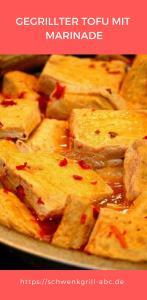 Gegrillter Tofu mit Marinade-2