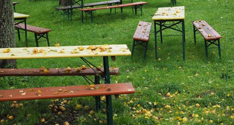 Bierbankgarnitur - Das Grillfest MustHave 1