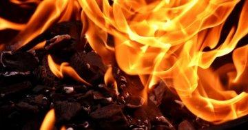 Seeteufel grillen und zubereiten auf dem Schwenkgrill