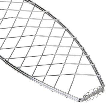 ToCis Big BBQ Fischgriller Sets (Silber) - 3