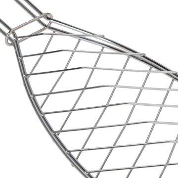 ToCis Big BBQ Fischgriller Sets (Silber) - 6