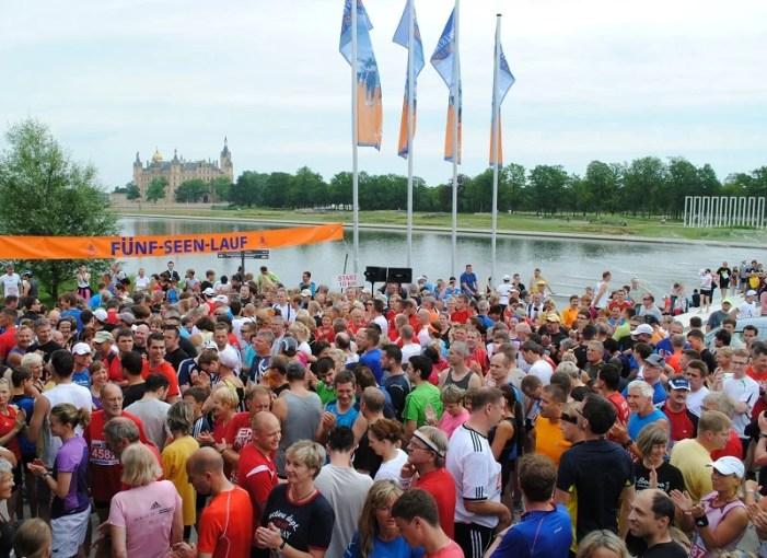 Fünf-Seen-Lauf startet mit neuer Konzeption in die 34. Saison