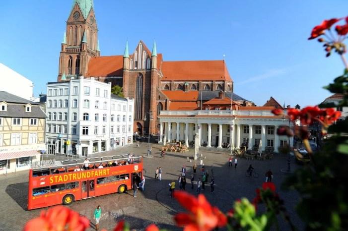 Weltgästeführertag: Schwerin entdecken