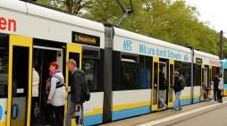Traditionsbahn und kostenloser Nahverkehr
