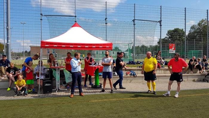 Storch-Heinar-Cup: Fußball für eine offene und tolerante Gesellschaft