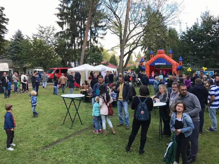 Friedrichthal feiert 25. Lärchenfest