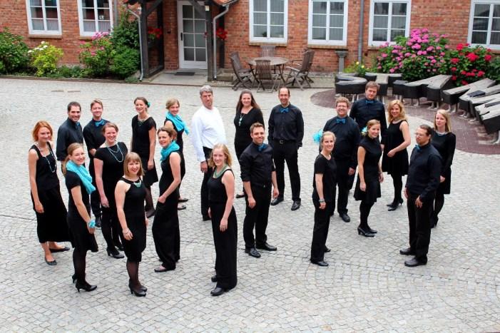 """Chorkonzert in St. Anna: """"Ihr Kinderlein trommelt"""""""