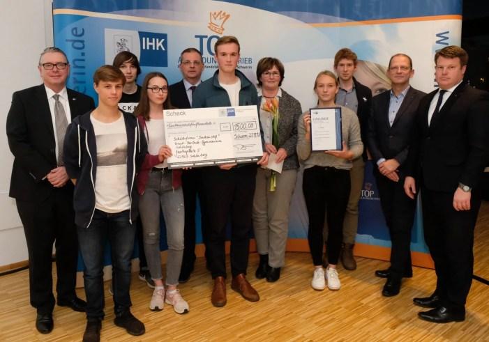 IHK-Jugendwirtschaftspreis 2018 wurde vergeben