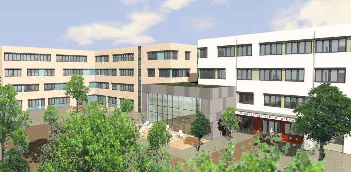 Stadt informiert Eltern über geplanten Weststadt-Campus
