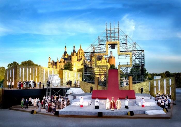 Schwerin: Verhindert Welterbe die Schlossfestspiele?