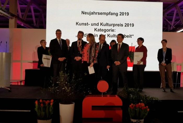 Wichtige Weichenstellungen für Schwerin / Kunst- und Kulturpreis vergeben