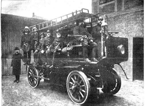 150-jähriges Bestehen der Berufsfeuerwehr Schwerin
