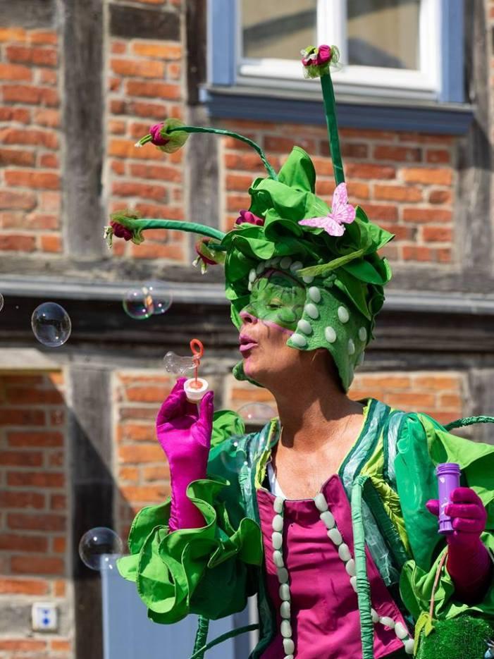 Straßenfestival, Gartenmarkt und verkaufsoffener Sonntag